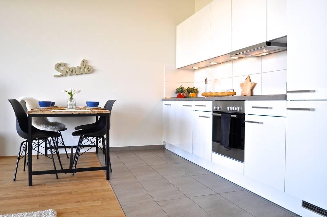 Karin Armbrust - Home Staging Comedores de estilo industrial