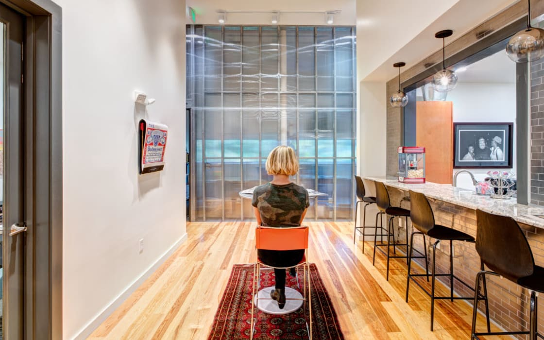 Bond Moroch, New Orleans Office by studioWTA Modern