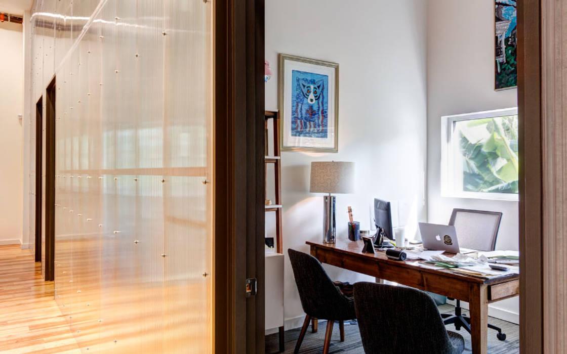 Bond Moroch, New Orleans Office by studioWTA Modern