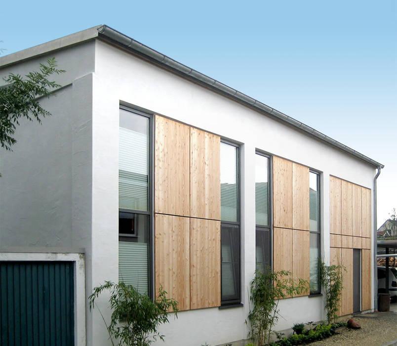 Modern Houses by mhp | Architekten Innenarchitekten Modern