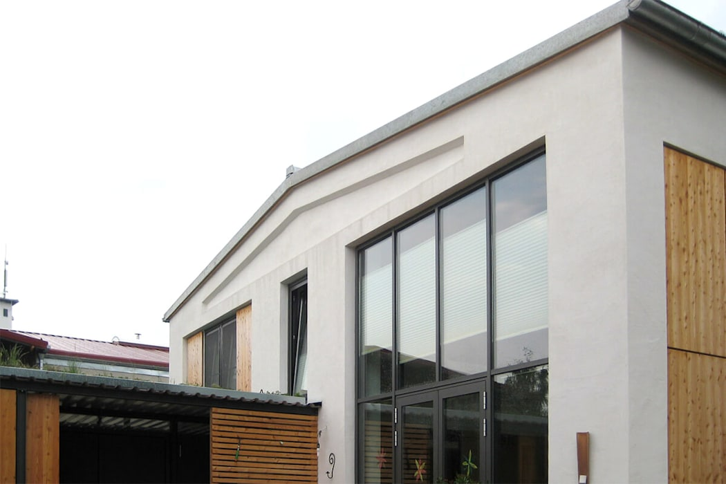 mhp | Architekten Innenarchitekten Modern houses