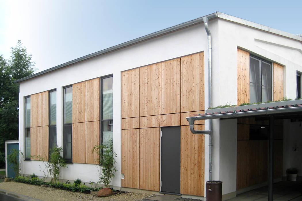 mhp | Architekten Innenarchitekten Casas modernas