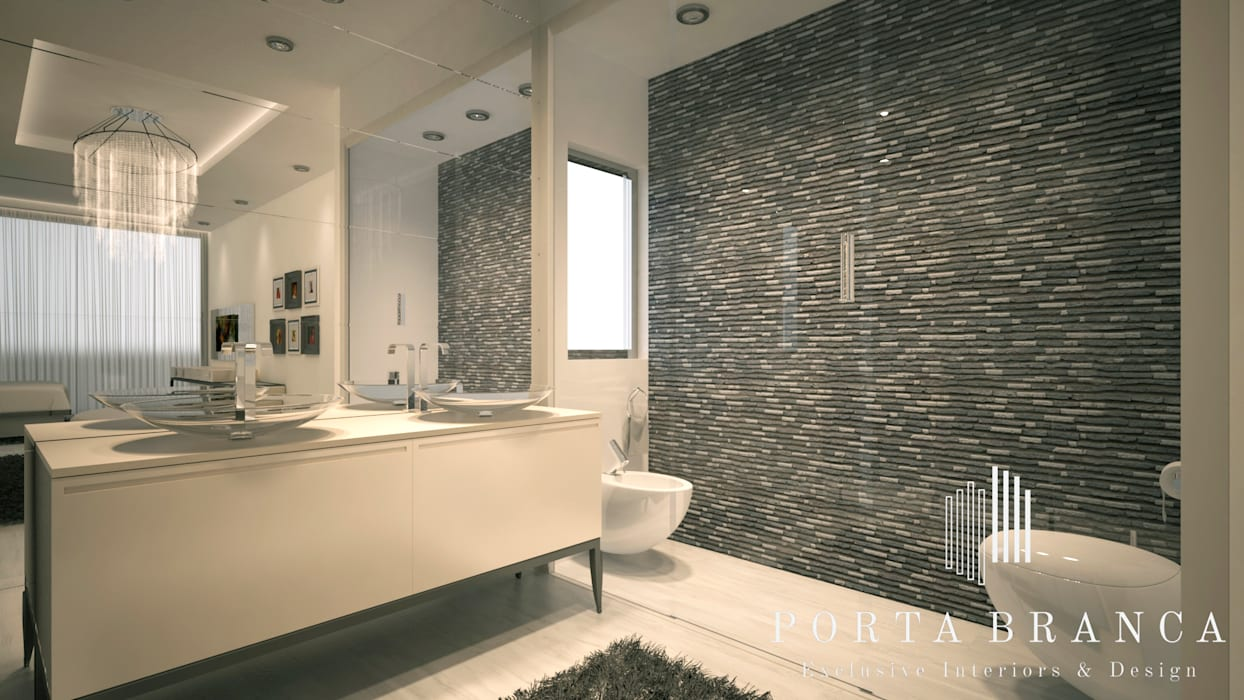 Badezimmer von porta branca, modern | homify