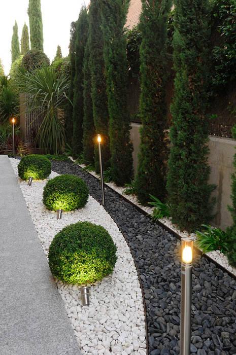 Un Jardín de Inspiración Oriental: Jardines de estilo  de  Fernando Pozuelo Landscaping Collection