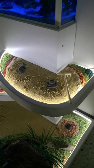 ESTUDIO DE ARQUITECTURA C.A Interior landscaping