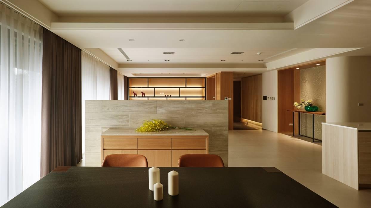 墐桐空間美學 Classic style dining room