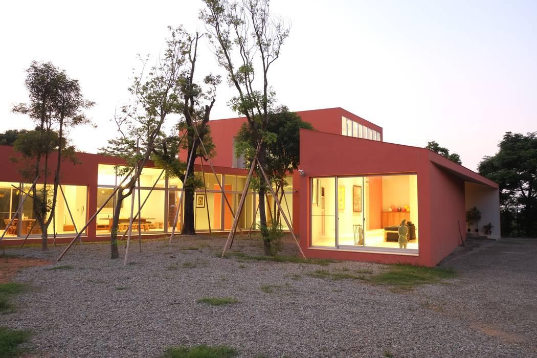 合院之家 哈塔阿沃設計 hataarvo design 房子