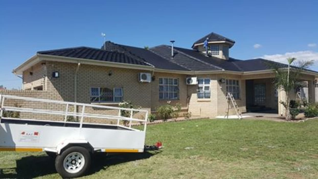 Complete roof rebuild by BAC PAINTERS AND RENOVATORS