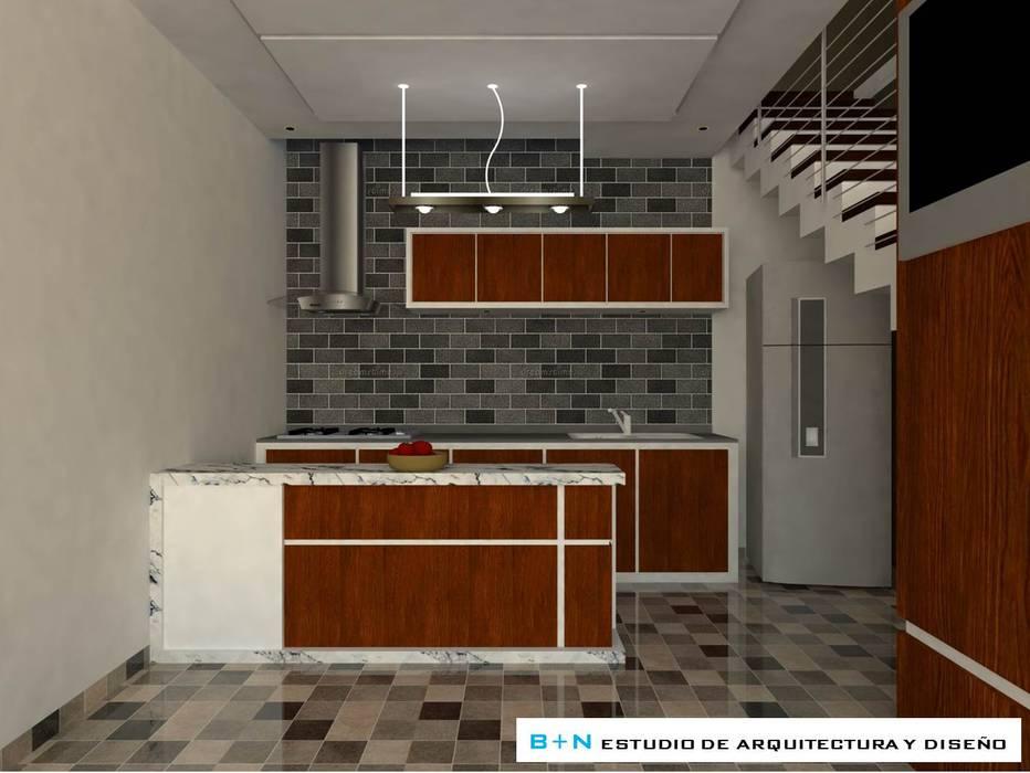 by B+N Estudio de Arquitectura y Diseño