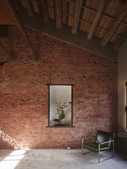 Eclectic style walls & floors by 墐桐空間美學 Eclectic