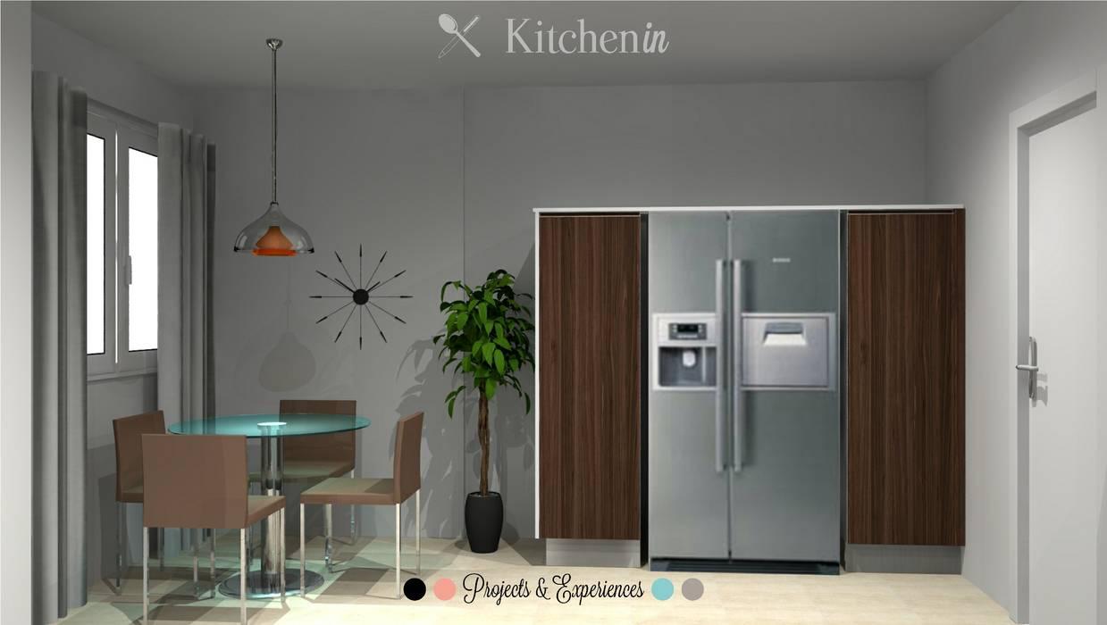Cozinha CS Cozinhas modernas por Kitchen In Moderno Aglomerado