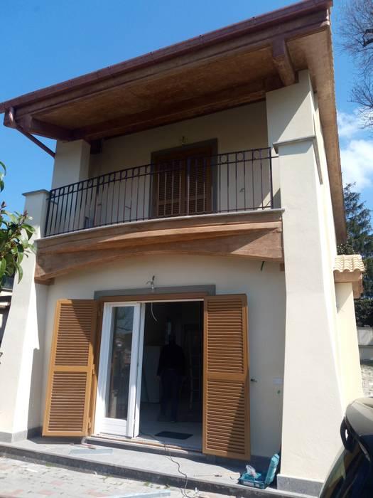 Foto 1: Case in stile In stile Country di Architetto Luigi Deli