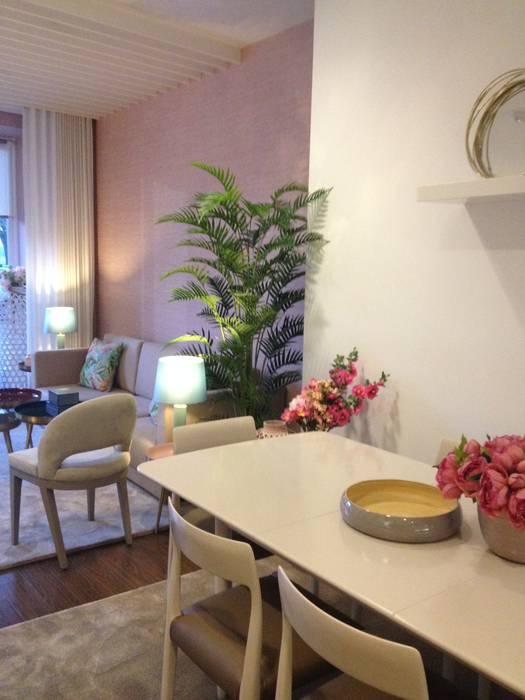 sala jantar: Salas de jantar  por ROSA PURA HOME STORE,