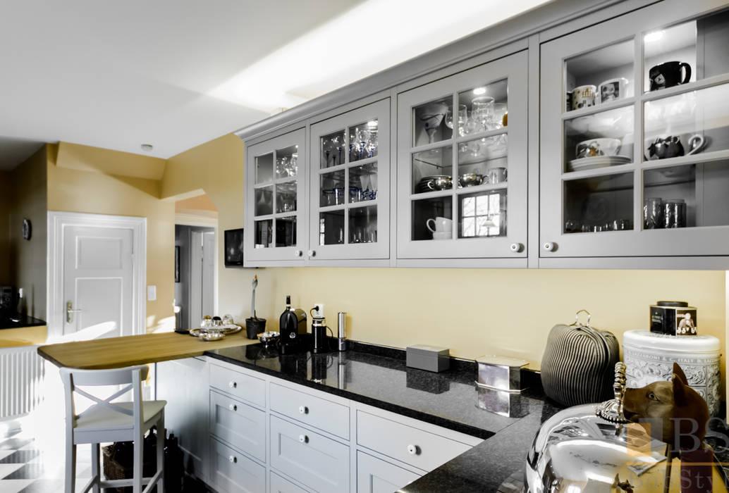 PPHU BOBSTYL KitchenCabinets & shelves MDF Grey
