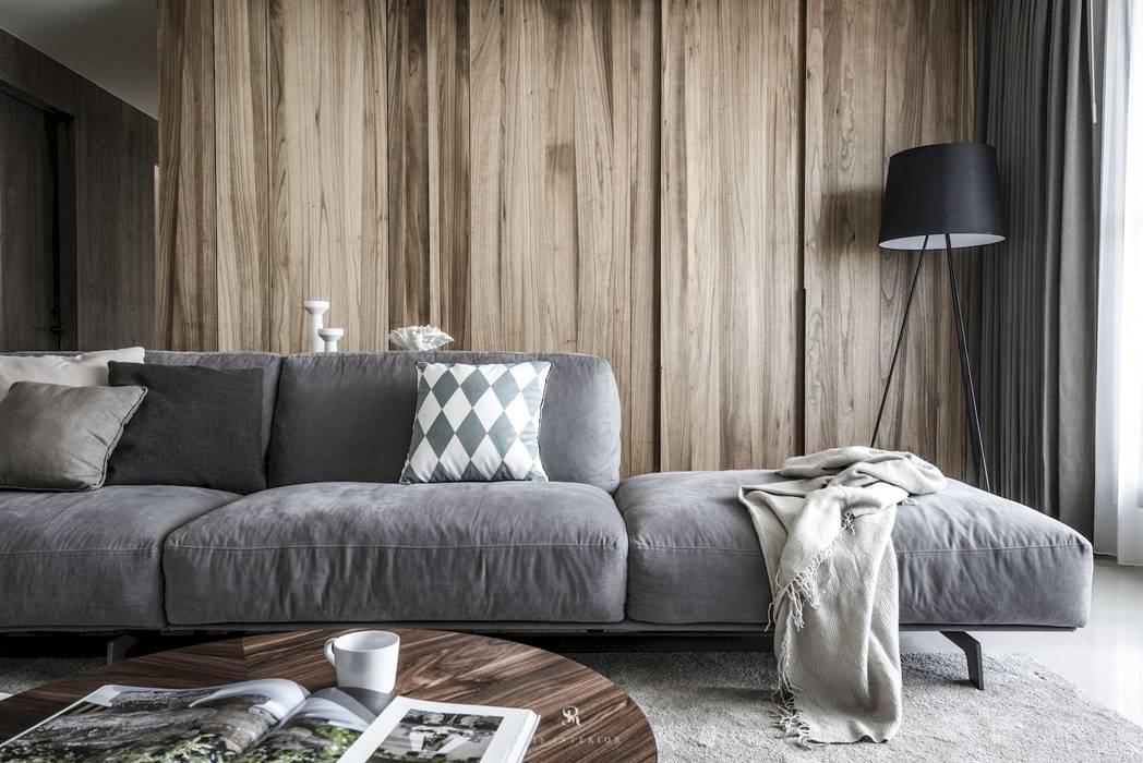 par 理絲室內設計有限公司 Ris Interior Design Co., Ltd. Moderne