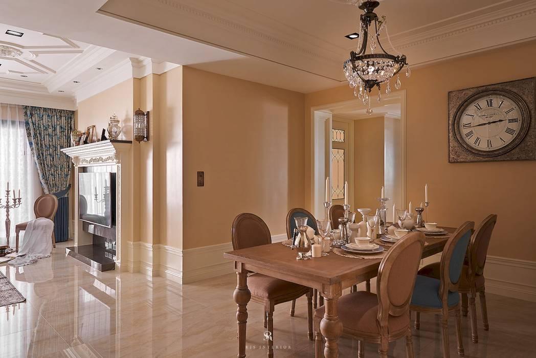 ريفي  تنفيذ 理絲室內設計有限公司 Ris Interior Design Co., Ltd., بلدي