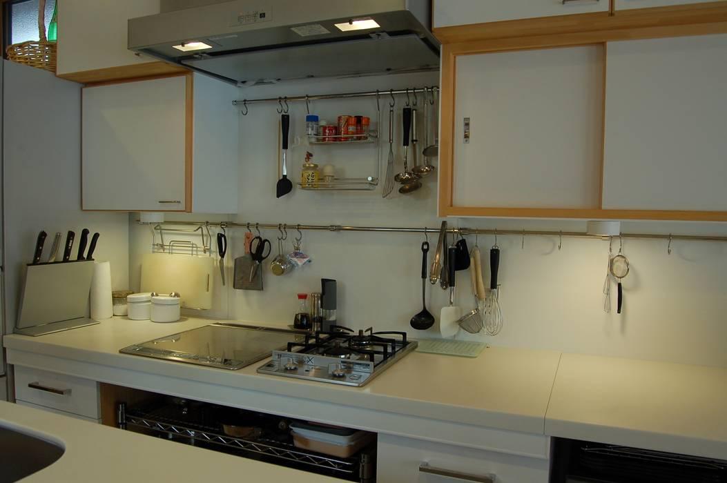 田村建築設計工房 Asian style kitchen