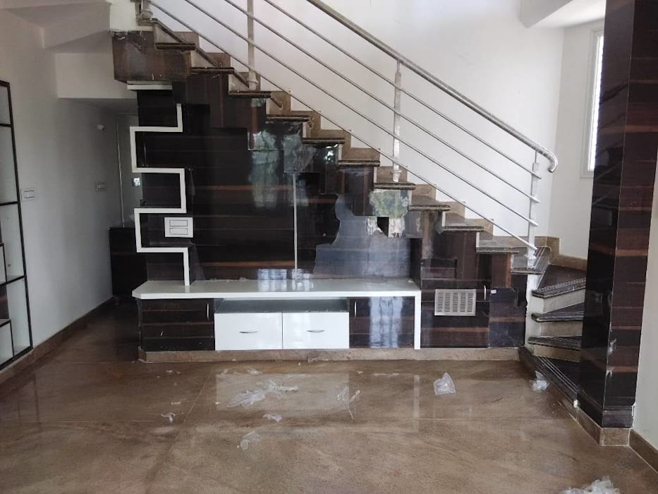 asian  by Exinfra Projects, Asian Wood Wood effect