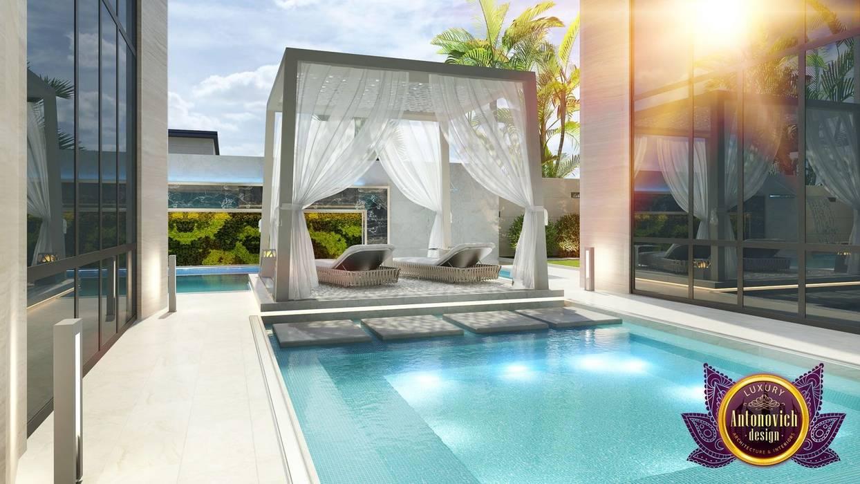Modern home by Luxury Antonovich Design Modern
