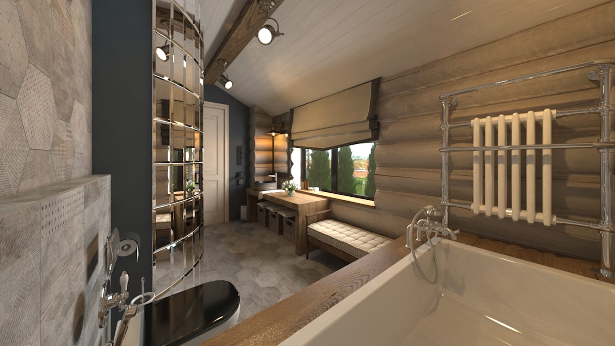 Bathroom by atmosvera