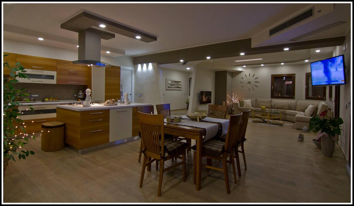 Lovely M Cucina moderna di Marco Maria Statella - Architect Moderno