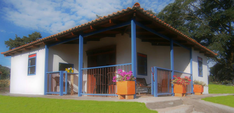 Maisons rurales par Construexpress Rural Béton