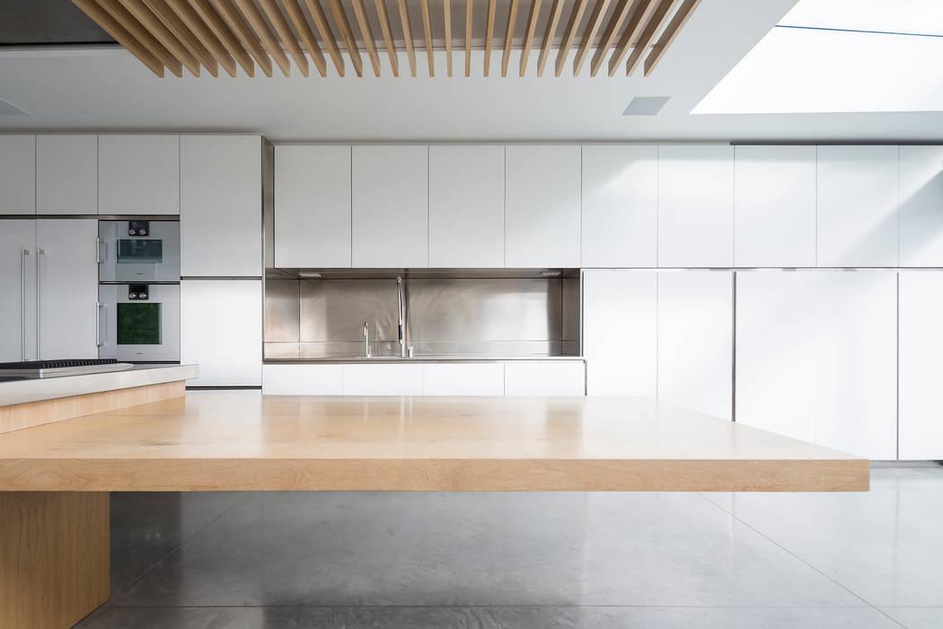minimalistic Kitchen by Your Architect London