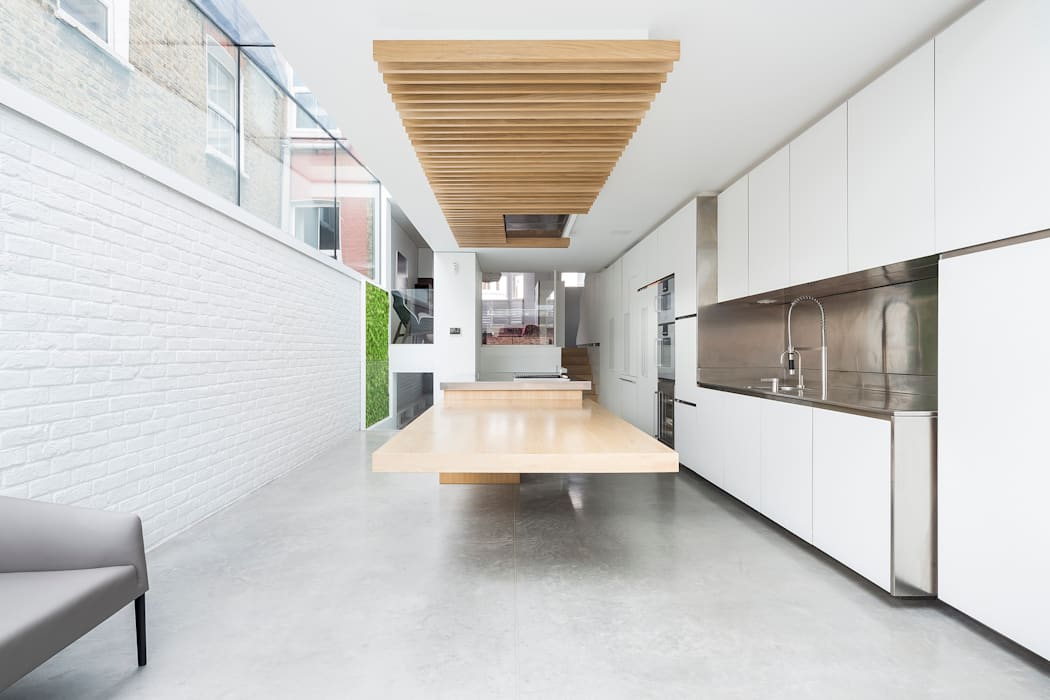 minimalistic Kitchen by Your Architect London