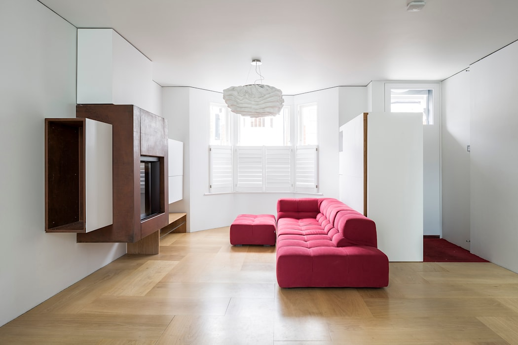 Living room by Your Architect London