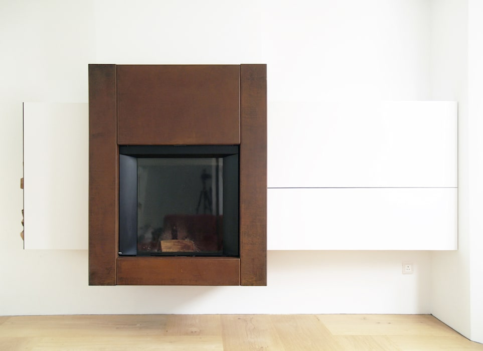 minimalistic Living room by Your Architect London