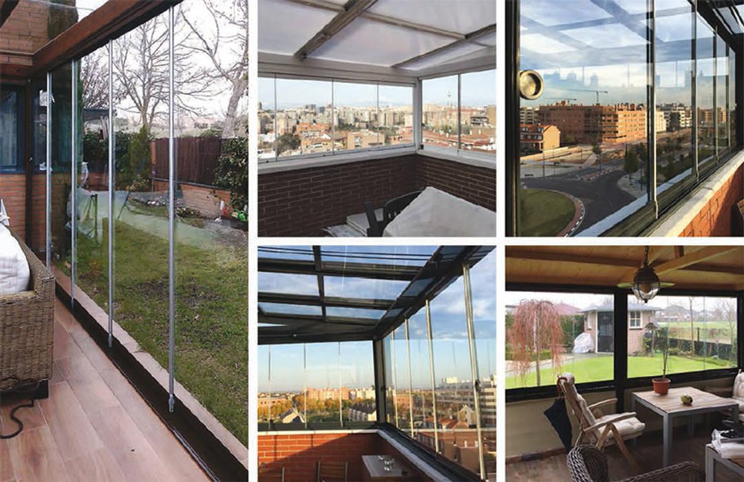 Modern Terrace by Ayuso Euro Systems Modern