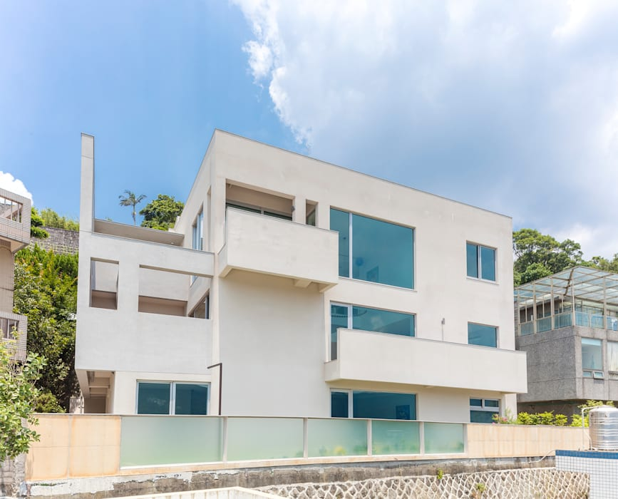 陽明山鄭宅 House C 何侯設計 Ho + Hou Studio Architects 房子
