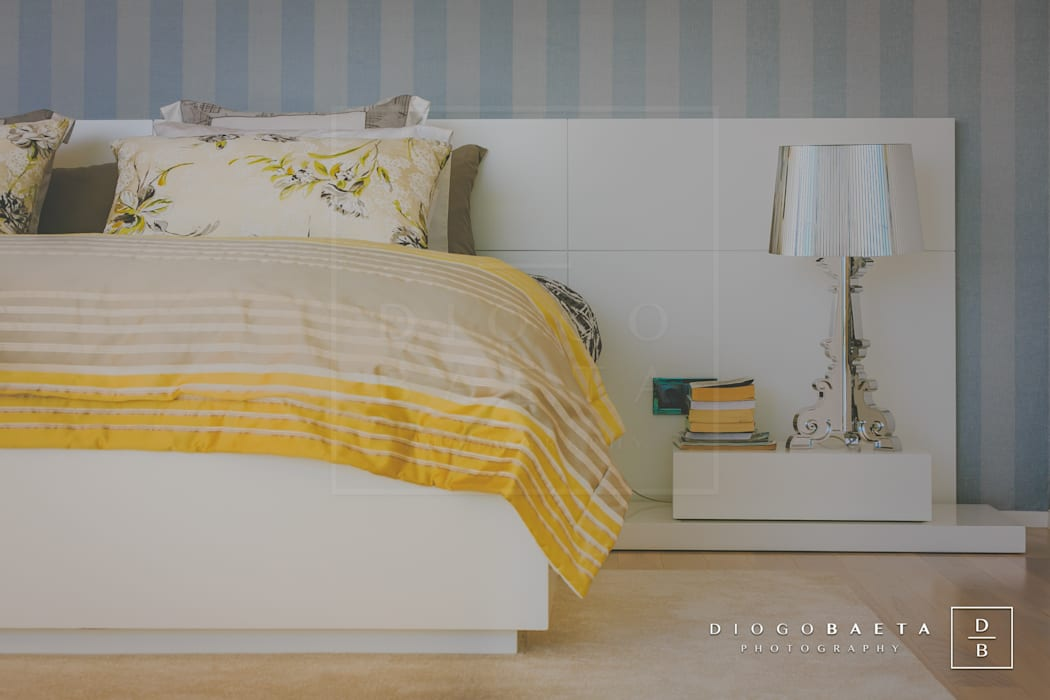 Chambre moderne par Fragmentos Design Moderne