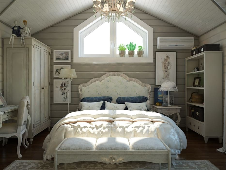 homify Classic style bedroom