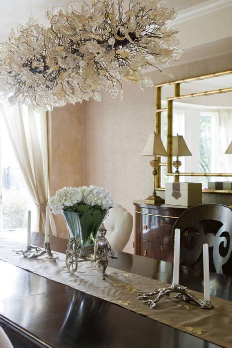 Comedores de estilo clásico de Lorna Gross Interior Design Clásico