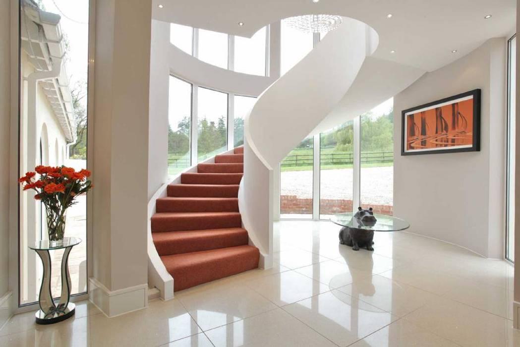 Corridor & hallway by Smarta, Modern