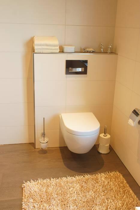 Kundenbad in ensdorf: rustikale badezimmer von boor bäder, fliesen ...