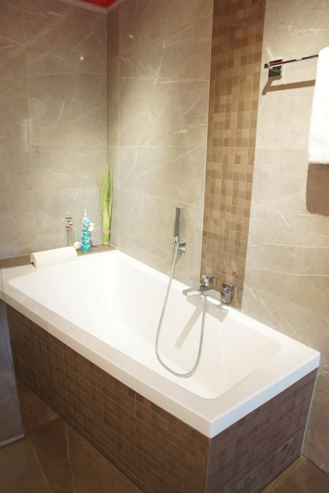 Kundenbad in holz: badezimmer von boor bäder, fliesen, sanitär | homify