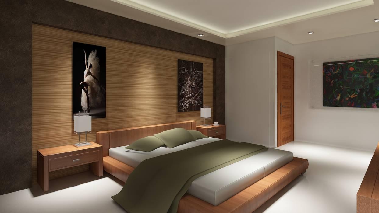 Dormitorios De Estilo De Couturierstudio Homify