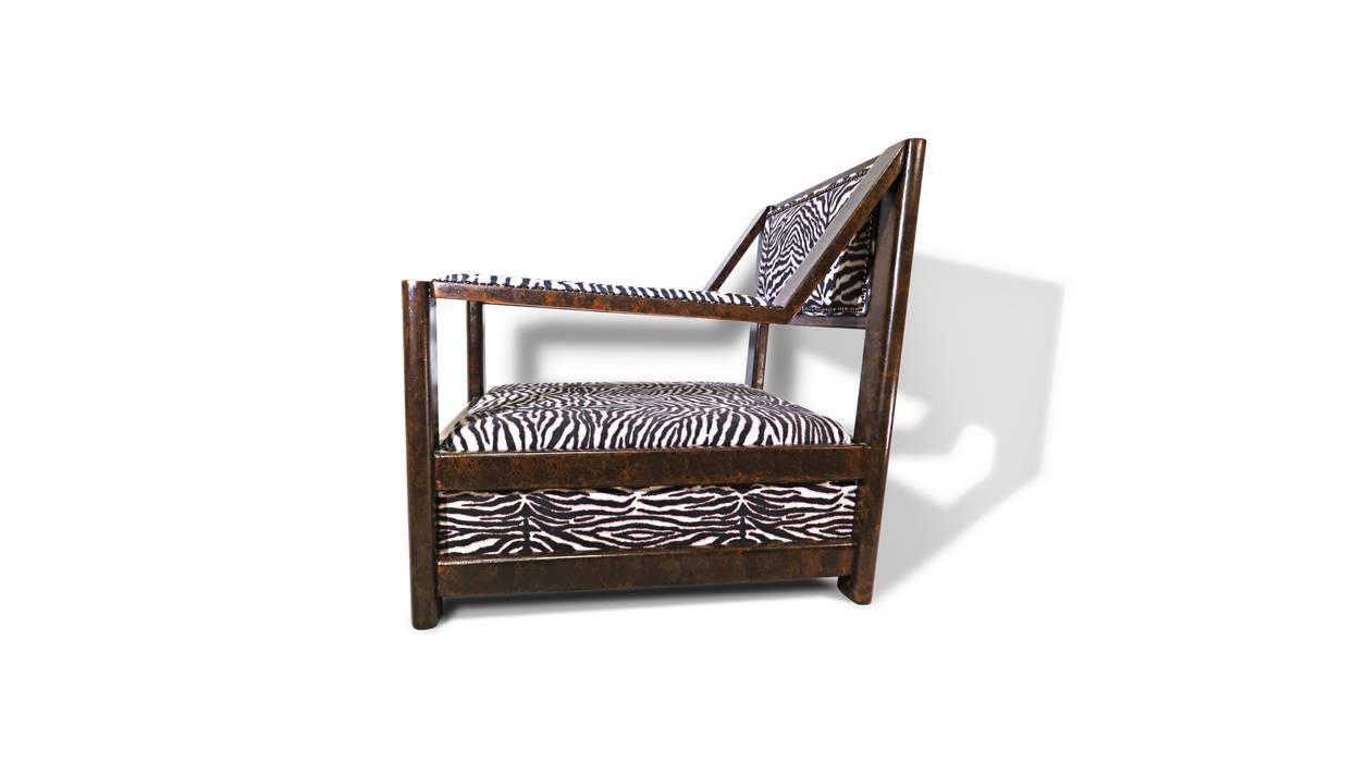 Maple Oxydus Negrus por Natural Craft - Handmade Furniture Moderno Madeira maciça Multicolor