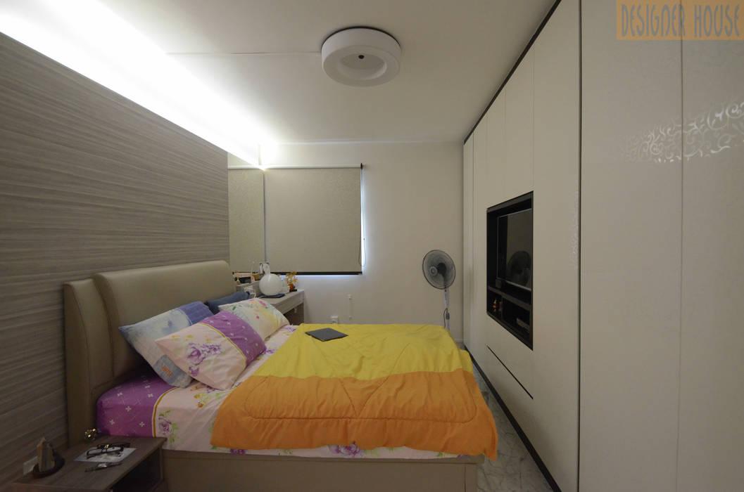 MBR: modern  by Designer House,Modern