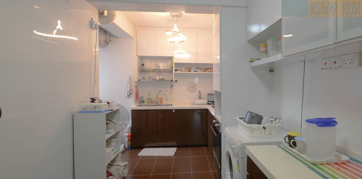 Kitchen: modern  by Designer House,Modern