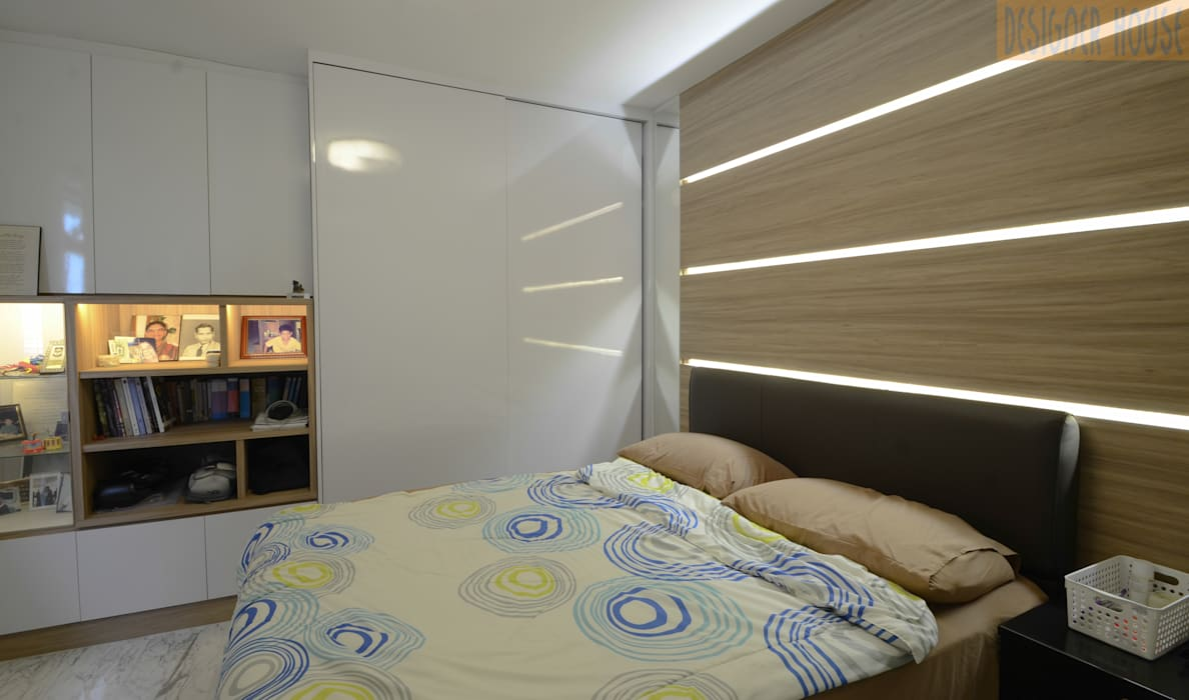 Boys Room ( Younger) Modern style bedroom by Designer House Modern