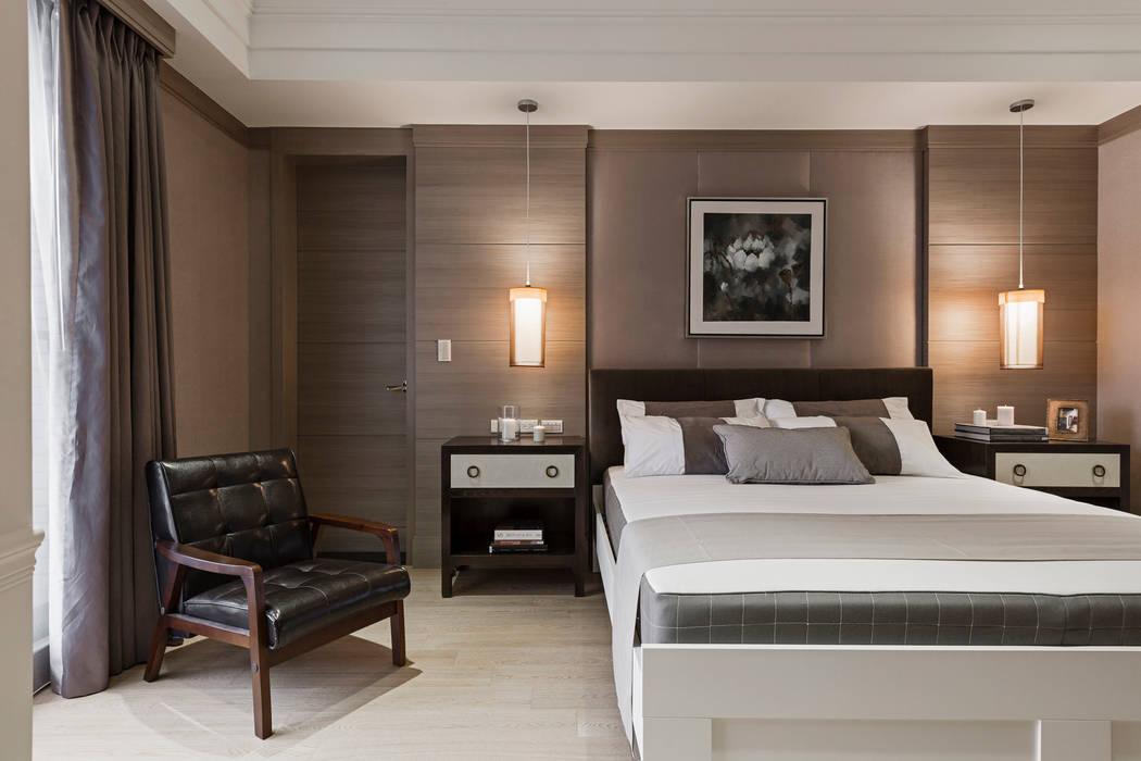 客房 Classic style bedroom by 漢品室內設計 Classic