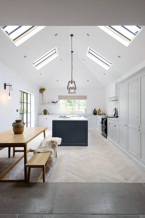 The Coach House Kitchen by deVOL :  Kitchen by deVOL Kitchens