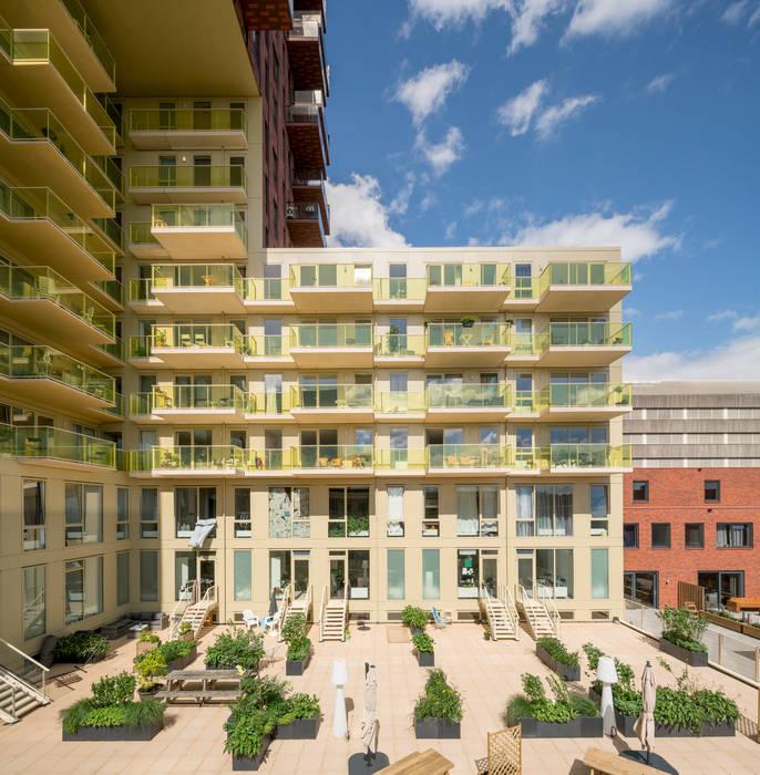 De Verkenner Moderne huizen van Mei architects and planners Modern