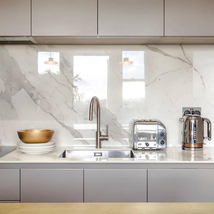 View of kitchen area:  Kitchen by Studio 29 Architects ltd