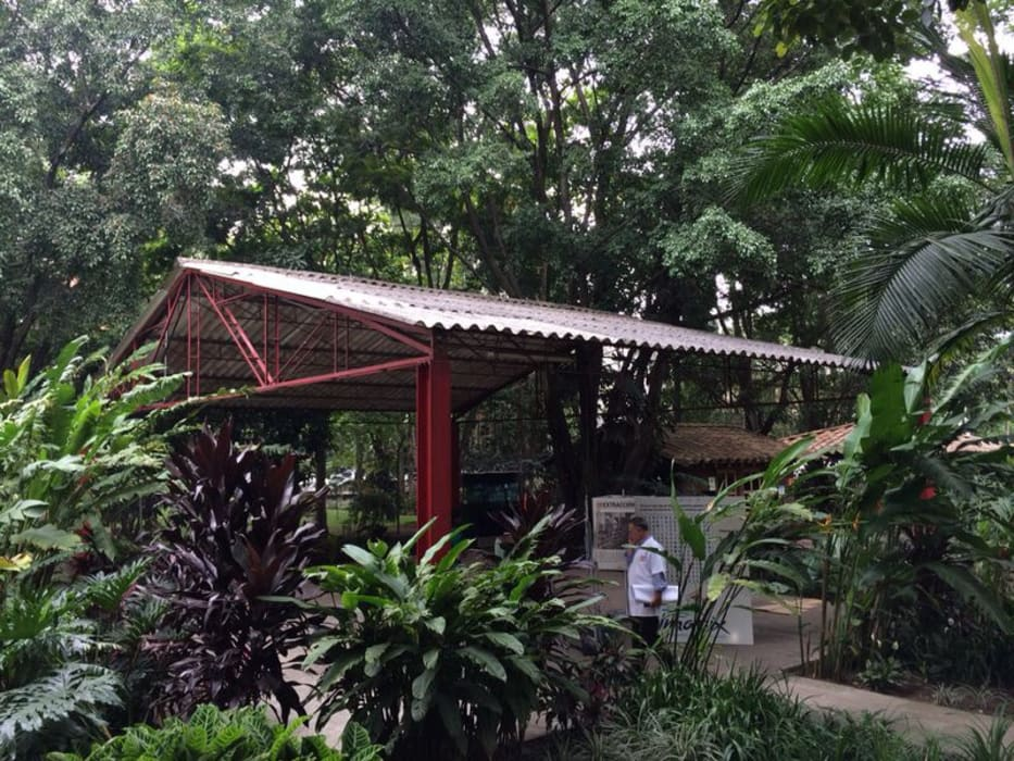 MOMENTOS DE CAFÉ _ Colcafé: Comedores de estilo  por @tresarquitectos,