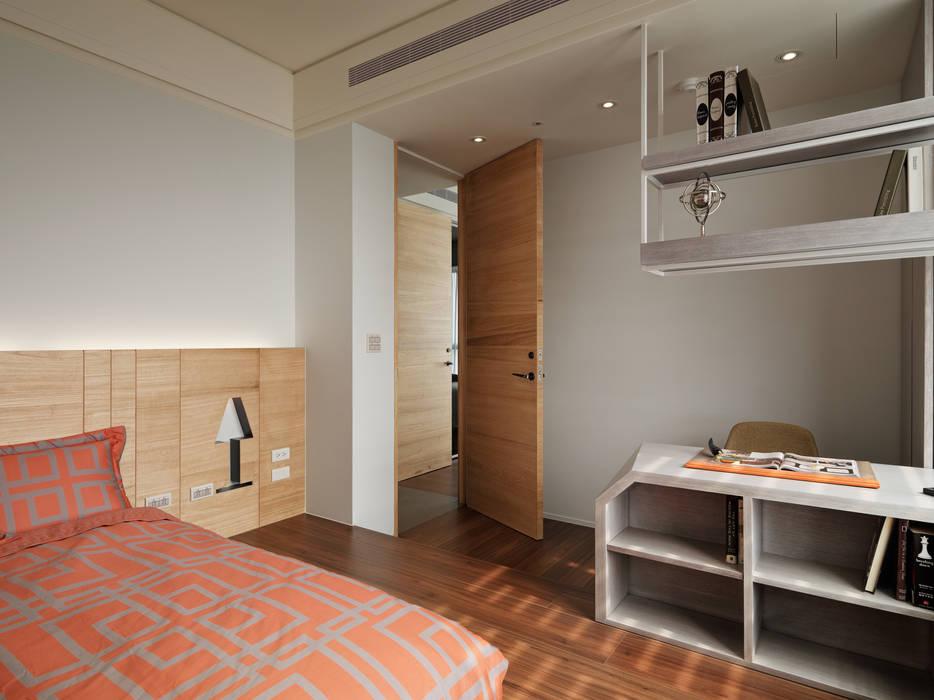 Dormitorios de estilo clásico de 星葉室內裝修有限公司 Clásico