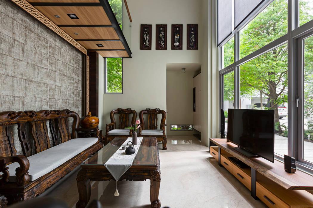賀澤室內設計 HOZO_interior_design by homify Asian